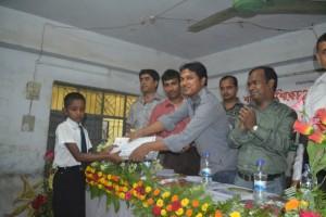 prize giving@shanti neer
