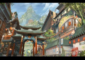 city_scene_by_chaoyuanxu-d4fvguw